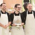 """La Maison Thierry Court a gagné l'émission """"Meilleur Pâtissier, les professionnels"""", dont la finale a été diffusée le 23 mai sur M6."""