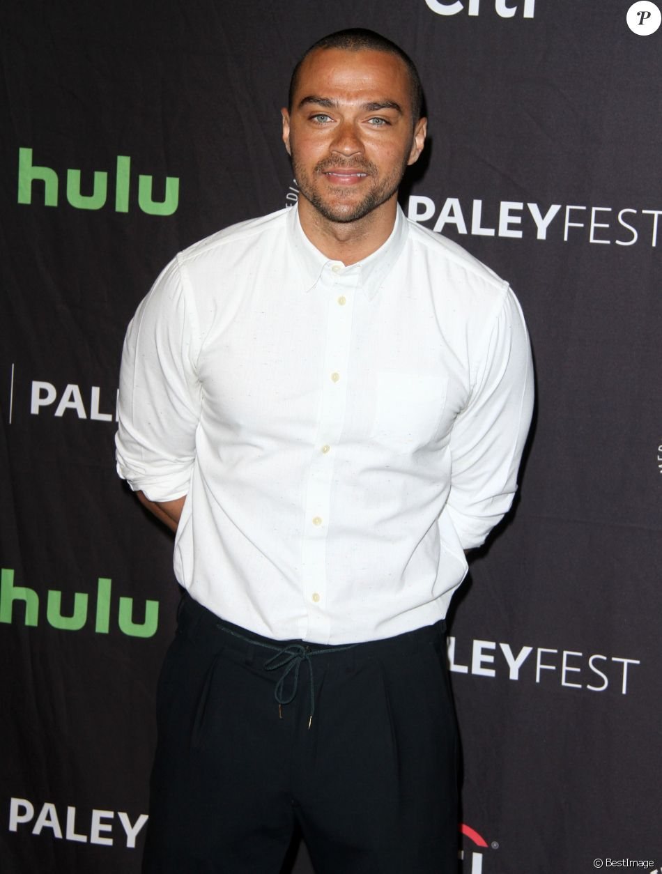 Jesse Williams à la soirée PaleyFest: Grey's Anatomy au théâtre The Dolby à Hollywood, le 19 mars 2017