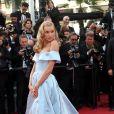 """Elsa Hosk - Montée des marches du film """"Les proies"""" lors du 70ème Festival International du Film de Cannes. Le 24 mai 2017. © Borde-Jacovides-Moreau / Bestimage"""