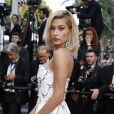 "Hailey Baldwin - Montée des marches du film ""Les Proies"" (The Beguiled) lors du 70ème Festival International du Film de Cannes. Le 24 mai 2017. © Borde-Jacovides-Moreau/Bestimage"