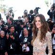 """Izabel Goulart - Montée des marches du film """"Les proies"""" lors du 70ème Festival International du Film de Cannes. Le 24 mai 2017. © Borde-Jacovides-Moreau / Bestimage"""