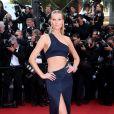 """Toni Garrn - Montée des marches du film """"Les proies"""" lors du 70ème Festival International du Film de Cannes. Le 24 mai 2017. © Borde-Jacovides-Moreau / Bestimage"""