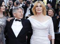 Cannes 2017: Roman Polanski et Emmanuelle Seigner, amoureux devant Eva Green