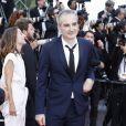 """Olivier Assayas - Montée des marches du film """"D'Après une Histoire Vraie"""" lors du 70e Festival International du Film de Cannes. Le 27 mai 2017. © Borde-Jacovides-Moreau/Bestimage"""
