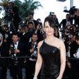 Juliette Binoche - Montée des marches de la cérémonie de clôture du 70e Festival International du Film de Cannes. Le 28 mai 2017. © Borde-Jacovides-Moreau / Bestimage