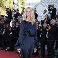 Sandrine Kiberlain - Montée des marches de la cérémonie de clôture du 70e Festival International du Film de Cannes. Le 28 mai 2017. © Borde-Jacovides-Moreau / Bestimage