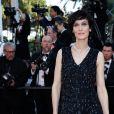 Clotilde Hesme - Montée des marches de la cérémonie de clôture du 70e Festival International du Film de Cannes. Le 28 mai 2017. © Borde-Jacovides-Moreau/Bestimage