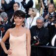 Florence Foresti - Montée des marches de la cérémonie de clôture du 70e Festival International du Film de Cannes. Le 28 mai 2017. © Borde-Jacovides-Moreau / Bestimage