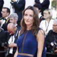 Salomé Stévenin - Montée des marches de la cérémonie de clôture du 70ème Festival International du Film de Cannes. Le 28 mai 2017. © Borde-Jacovides-Moreau/Bestimage