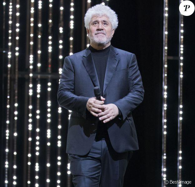 Pedro Almodovar - Cérémonie de clôture du 70e Festival International du Film de Cannes. Le 28 mai 2017. © Borde-Jacovides-Moreau/Bestimage