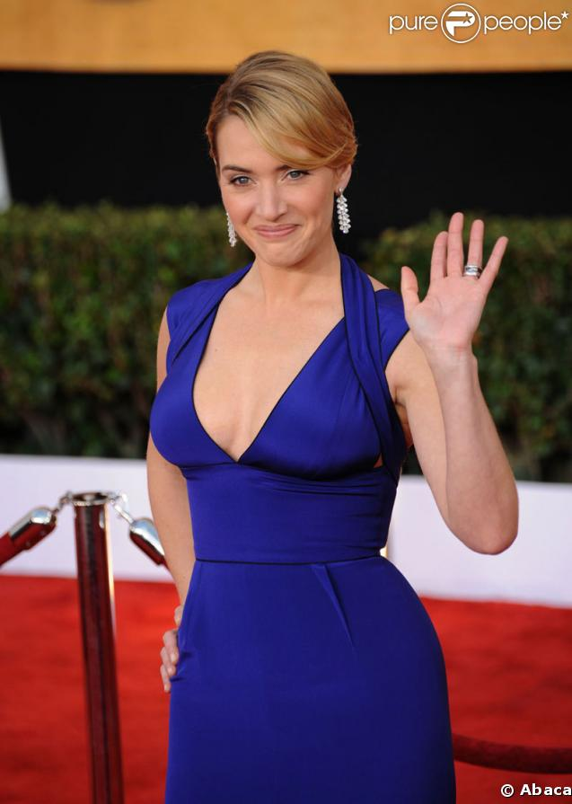 Kate Winslet au 15ème SAG awards