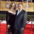 William Shatner et sa femme aux SAG awards 2009