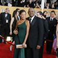 Forest Whitaker et sa femem Keisha aux SAG awards 2009