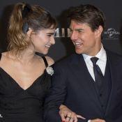 """Tom Cruise complice avec la sublime """"Momie"""", la Française Sofia Boutella"""