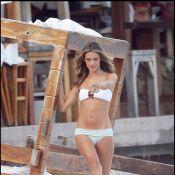 Alessandra Ambrosio : une déesse diaboliquement sexy sur les plages de Saint-Barth'...