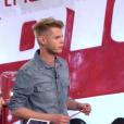 """Matthieu dans """"The Voice 6"""" le 3 juin 2017 sur TF1."""