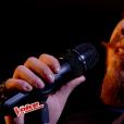 "Nicola Cavallaro dans ""The Voice 6"" le 3 juin 2017 sur TF1."