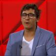 """Vincent Vinel dans """"The Voice 6"""" le 3 juin 2017 sur TF1."""