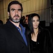 Eric Cantona et Rachida Brakni : une sortie en amoureux chez Giorgio Armani !