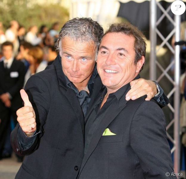 Franck Dubosc et Fabien Onteniente
