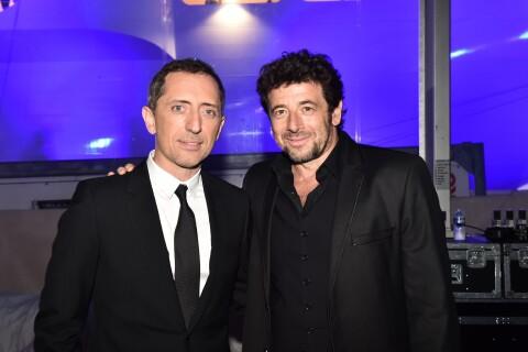 """Gad Elmaleh et Patrick Bruel réunis pour une """"merveille"""" et Sophia Loren"""