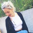 Jeanne Sieja, la fille de Corinne Touzet a publié une photo d'elle sur sa page Instagram au mois de mai 2017.