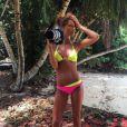 Mélanie, candidate de la nouvelle saison de Moundir et les apprentis aventuriers, sur Instagram.