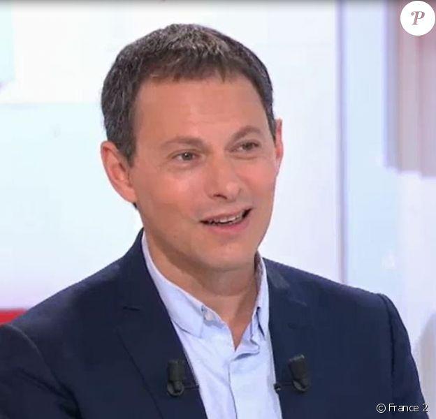 """Marc-Olivier Fogiel - """"Vivement la télé"""", dimanche 8 janvier 2017, France 2"""