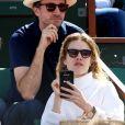 Antoine Arnault et Natalia Vodianova - Internationaux de France de Roland-Garros à Paris, le 9 juin 2017. © Dominique Jacovides - Cyril Moreau/ Bestimage