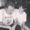Johnny Hallyday : Fous rires avec Joy avant la tournée... L'adorable vidéo