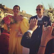 """Cristina Cordula mariée : """"Un mariage avec de l'alcool, c'est forcément réussi"""""""