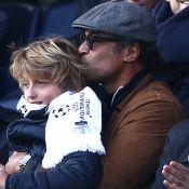 Yannick Noah : Son fils Joalukas fête ses 13 ans, son aîné Joakim touchant
