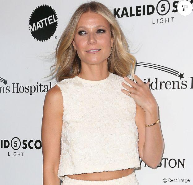 """Gwyneth Paltrow - Célébrités lors de la soirée """"Ucla Mattel Children's Hospital"""" à Culver City le 7 mai 2017."""