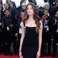 """Sonia Ben Ammar - Montée des marches du film """"Les proies"""" lors du 70e Festival de Cannes. Le 24 mai 2017. © Borde-Jacovides-Moreau / Bestimage"""