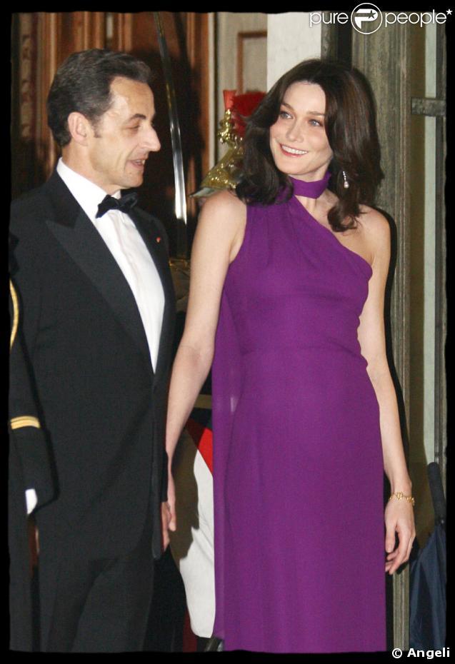 nicolas sarkozy and carla bruni. Nicolas Sarkozy et Carla Bruni