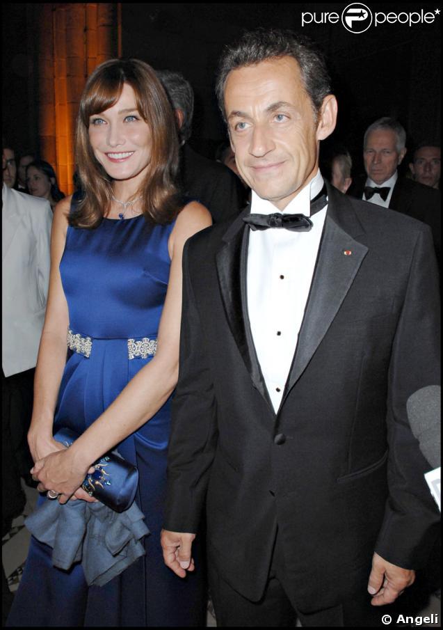 carla bruni sarkozy. Nicolas Sarkozy et Carla Bruni