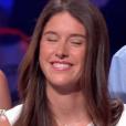 "Claire - Finale de ""Koh-Lanta Cambodge"" sur TF1, le 16 juin 2017."