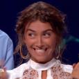 "Mathilde - Finale de ""Koh-Lanta Cambodge"" sur TF1, le 16 juin 2017."