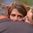 """Clémentine en larmes - Finale de """"Koh-Lanta Cambodge"""" sur TF1, le 16 juin 2017."""