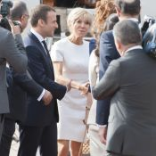 Emmanuel et Brigitte Macron : Accueil royal pour leur premier voyage au Maroc