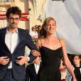 Hugo Gélin et Nora Arnezeder - 31e Festival du film romantique de Cabourg le 15 juin 2017. © Coadic Guirec/Bestimage