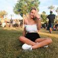 Darina Vartan Scotti, fille de Sylvie Vartan, s'expose sur Instagram