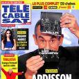 Le numéro du magazine Télé Câble Sat, sorti le 24 juin 2017.