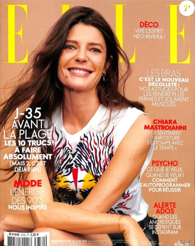 Le magazine Elle du 16 juin 2017