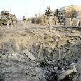 Des images de la ville de Mossoul, en Irak. Octobre 2016