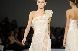 Fashion Week : un véritable défilé de robes glamour... magnifique !