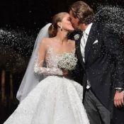 Victoria Swarovski : À 23 ans, elle se marie dans une robe à 800 000 euros !