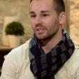 """Bastien, prétendant de Nathalie - """"L'amour est dans le pré 2017"""" sur M6, le 26 juin 2017."""