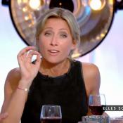 Anne-Sophie Lapix refuse le baiser d'Alice Pol : Un moment de gêne