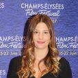 """Alice Pol - Projection du film """"Embrasse moi"""" au cinéma Lincoln lors du 6e Champs Elysées Film Festival (CEFF) à Paris, France, le 19 juin 2017. © CVS-Veeren/Bestimage"""